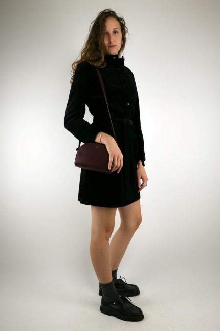 Amy Dress Noir A.P.C.
