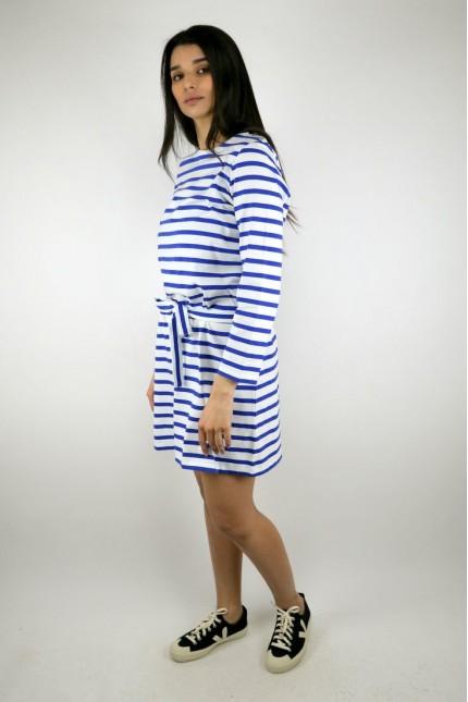 Florence Dress Bleu Foncé A.P.C.