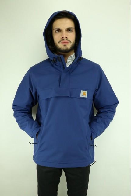 Nimbus Pullover Jacket Metro Blue Carhartt