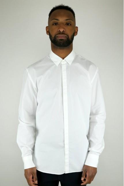 Milano Pop Shirt White Homecore